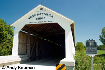 Sanitorium Bridge